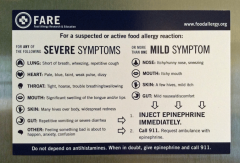 Anaphylaxis-symptoms-magnet-photo